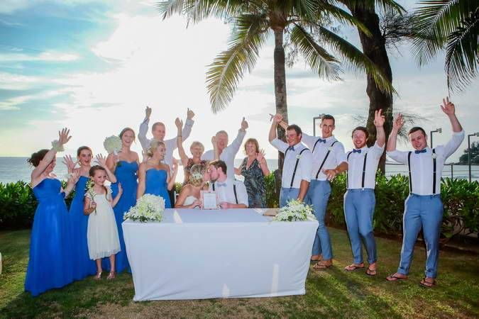 Best wedding photography service for your destination wedding in Phuket and Koh Samui