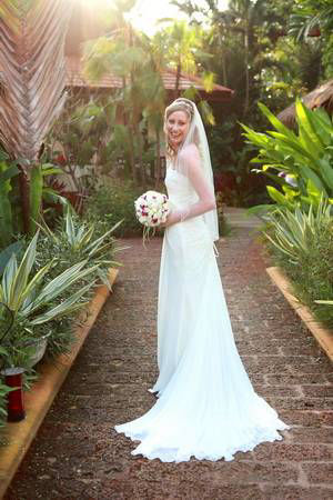 Wedding ceremony and reception at Rocky Boutique Resort Koh Samui