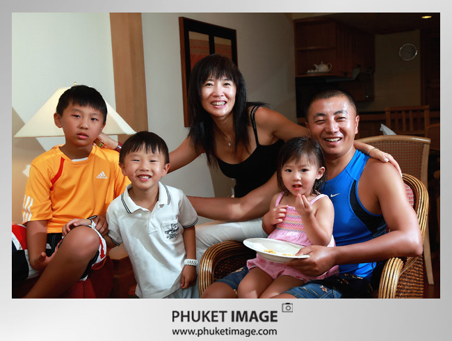 Phuket Family Photo 0001 Family Photo At JW Marriott Phuket