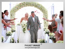 Phuket Wedding Photo 0006 220x165 On the beach wedding at Kata Thani Beach Resort Phuket