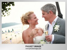 Phuket Wedding Photo 0009 220x165 On the beach wedding at Kata Thani Beach Resort Phuket
