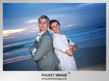 Phuket Wedding Photo 0015 220x165 On the beach wedding at Kata Thani Beach Resort Phuket