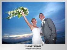Phuket Wedding Photo 0022 220x165 On the beach wedding at Kata Thani Beach Resort Phuket