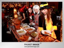 Sri Panwa Phuket Holloween Party 0003 220x165 Sri Panwa : Halloween Party
