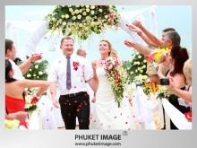 Phuket Wedding Photography 0007 220x165 Beach wedding in Phuket : Maxim&Olga at Kata Thani