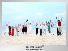 Phuket Wedding Photography 0009 220x165 Beach wedding in Phuket : Maxim&Olga at Kata Thani