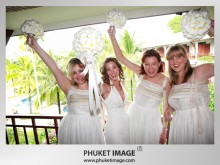 beach wedding in phuket 0004 220x165 Destination Phuket wedding on the beach : Kata Thani