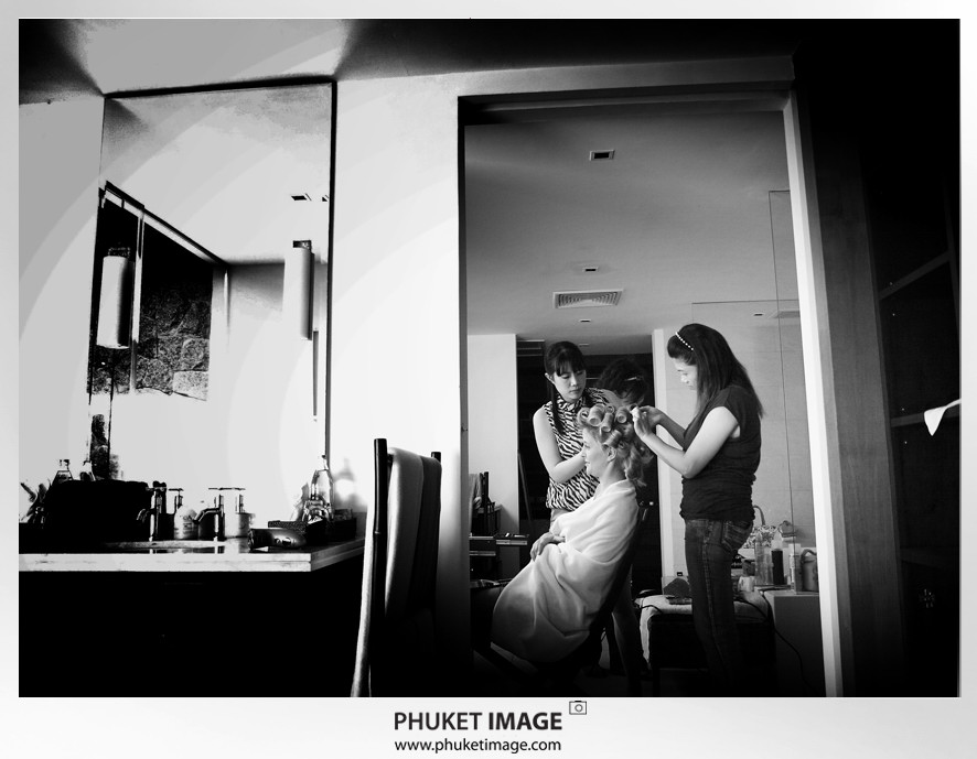 Phuket wedding photographer   on the beach 0002 Bianca & Frank : Phuket beach wedding photography