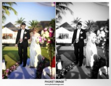 Phuket wedding photographer   on the beach 0007 220x171 Bianca & Frank : Phuket beach wedding photography