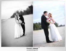 Phuket wedding photographer   on the beach 0021 220x171 Bianca & Frank : Phuket beach wedding photography