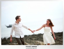 Lanta wedding photo   beach wedding 0001 220x171 Beach wedding in koh Lanta : Moonlight Resort