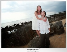 Lanta wedding photo   beach wedding 0007 220x171 Beach wedding in koh Lanta : Moonlight Resort
