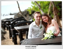 Lanta wedding photo   beach wedding 0013 220x171 Beach wedding in koh Lanta : Moonlight Resort