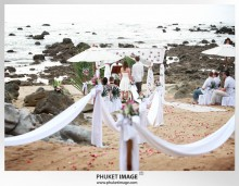 Lanta wedding photo   beach wedding 0015 220x171 Beach wedding in koh Lanta : Moonlight Resort