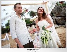 Lanta wedding photo   beach wedding 0017 220x171 Beach wedding in koh Lanta : Moonlight Resort