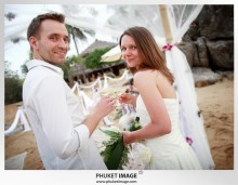 Lanta wedding photo   beach wedding 0021 220x171 Beach wedding in koh Lanta : Moonlight Resort
