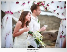 Lanta wedding photo   beach wedding 0023 220x171 Beach wedding in koh Lanta : Moonlight Resort