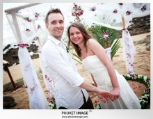 Lanta wedding photo   beach wedding 0029 220x171 Beach wedding in koh Lanta : Moonlight Resort