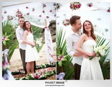 Lanta wedding photo   beach wedding 0031 220x171 Beach wedding in koh Lanta : Moonlight Resort