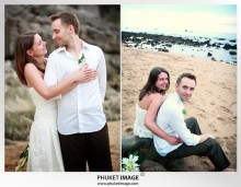 Lanta wedding photo   beach wedding 0034 220x171 Beach wedding in koh Lanta : Moonlight Resort