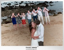 Lanta wedding photo   beach wedding 0036 220x171 Beach wedding in koh Lanta : Moonlight Resort