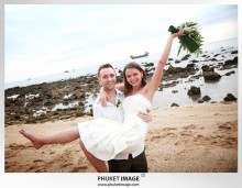 Lanta wedding photo   beach wedding 0042 220x171 Beach wedding in koh Lanta : Moonlight Resort