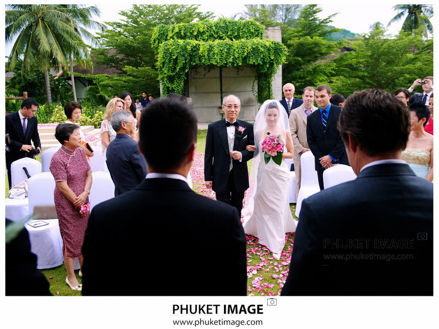 Phuket wedding photographer   Indigo Pearl 0015 Michelle and Ka wedding ceremony at Indigo Pearl,Phuket