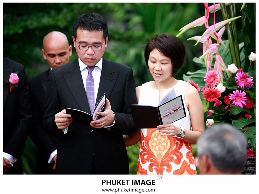 Phuket wedding photographer   Indigo Pearl 0018 Michelle and Ka wedding ceremony at Indigo Pearl,Phuket