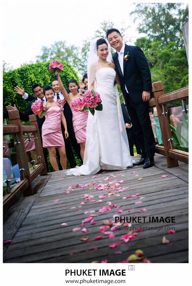 Phuket wedding photographer   Indigo Pearl 0033 Michelle and Ka wedding ceremony at Indigo Pearl,Phuket