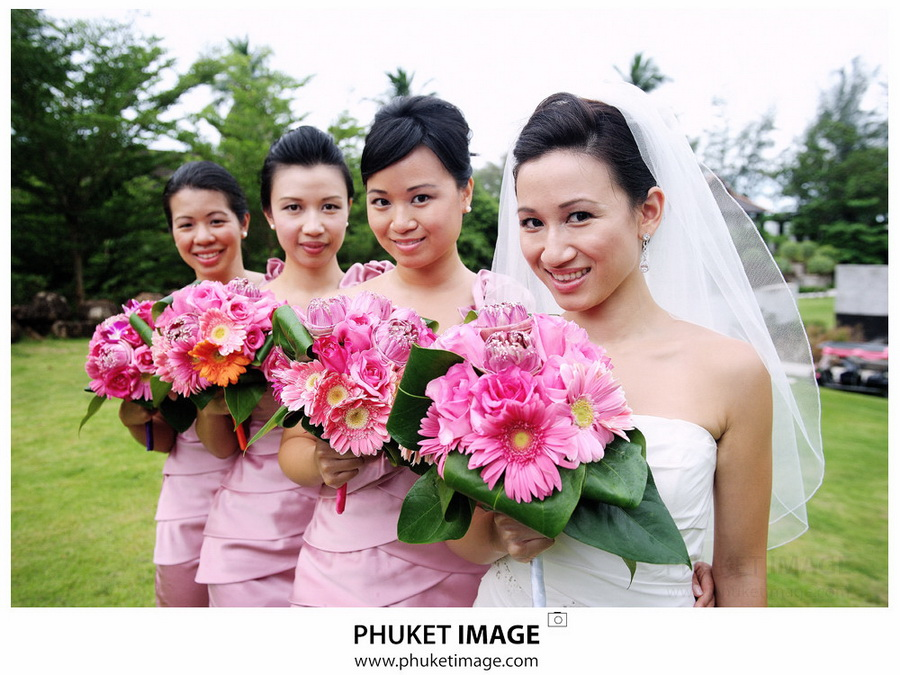 Phuket wedding photographer   Indigo Pearl 0035 Michelle and Ka wedding ceremony at Indigo Pearl,Phuket