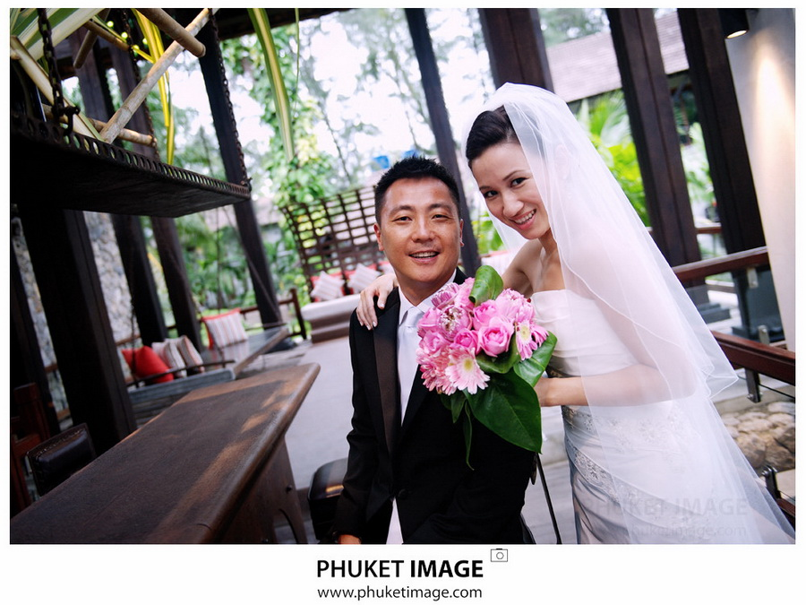 Phuket wedding photographer   Indigo Pearl 0050 Michelle and Ka wedding ceremony at Indigo Pearl,Phuket