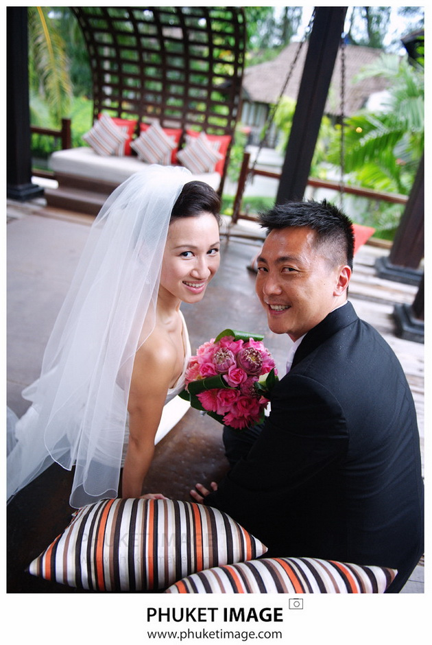 Photojournalistic wedding photography in Thailand