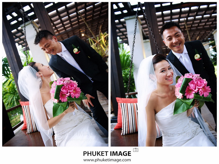 Phuket wedding photographer   Indigo Pearl 0057 Michelle and Ka wedding ceremony at Indigo Pearl,Phuket