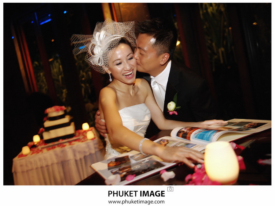 Photojournalist wedding photographer in Phuket