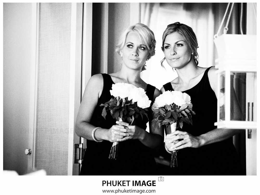 0006 Phuket Wedding Photographer Paraire  and Melissa : Wedding day at Katathani
