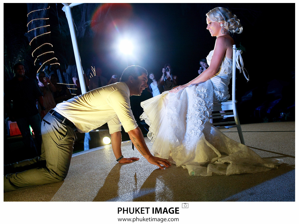0057 Photojournalist Wedding Photographer in Phuket Paraire  and Melissa : Wedding day at Katathani