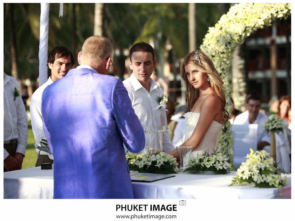 022 Phuket   Thailand Wedding Photographer Patrice and Steven Wedding at Katathani Beach Resort Phuket