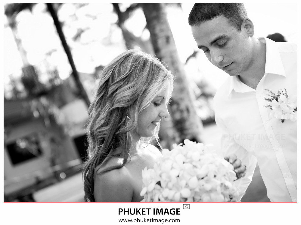028 Phuket   Thailand Wedding Photographer Patrice and Steven Wedding at Katathani Beach Resort Phuket