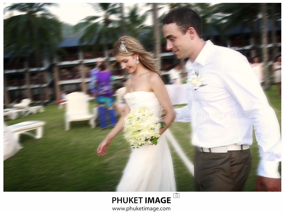 033 Wedding Phuket Photographer Patrice and Steven Wedding at Katathani Beach Resort Phuket