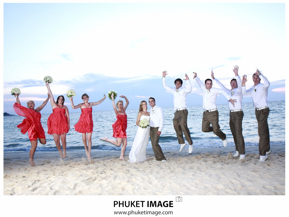 037 Wedding Phuket Photographer Patrice and Steven Wedding at Katathani Beach Resort Phuket
