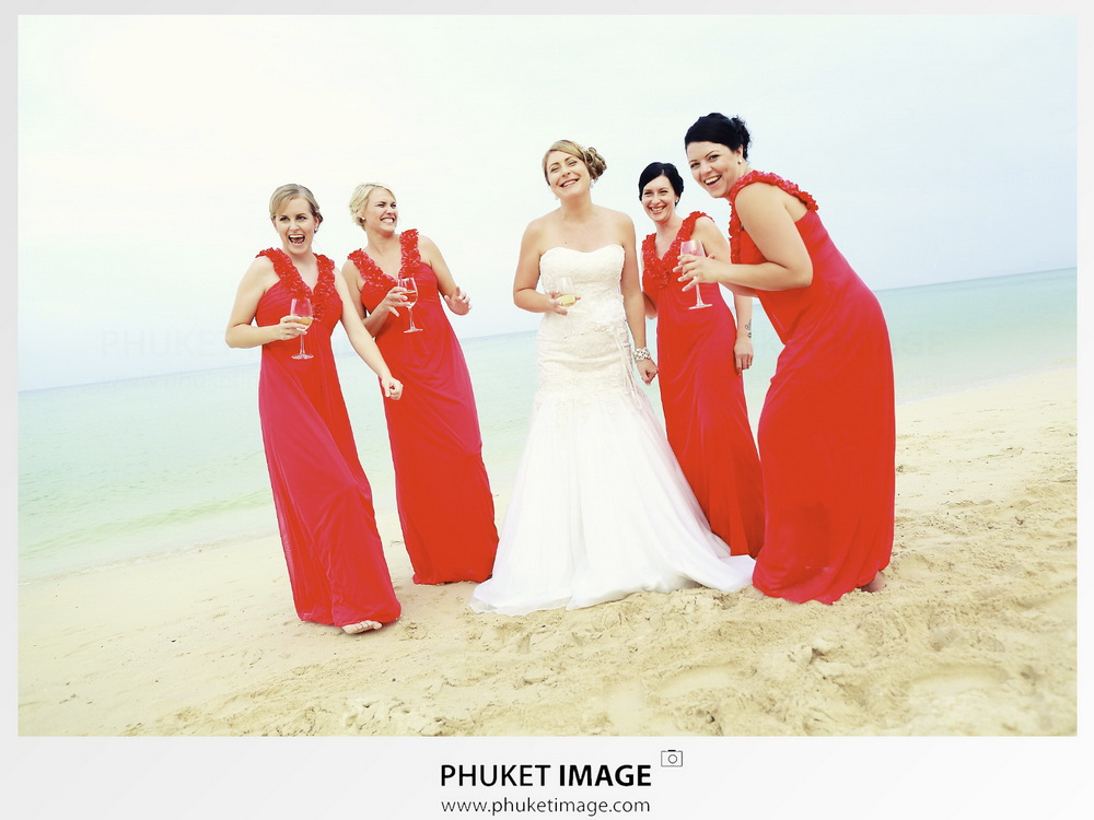 Phuket experienced wedding photographer