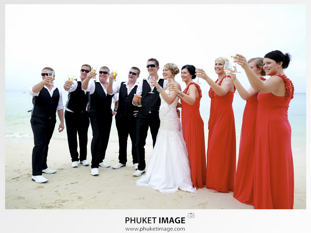 Documentary wedding photographer in Phuket