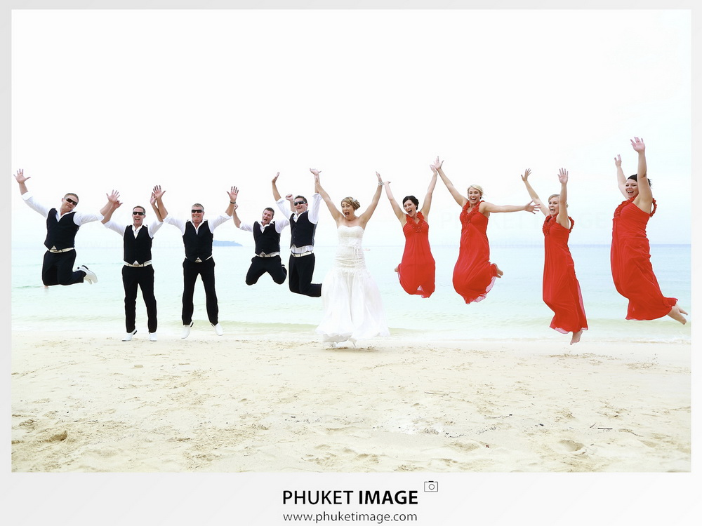 Photographer for wedding ceremony in Phuket