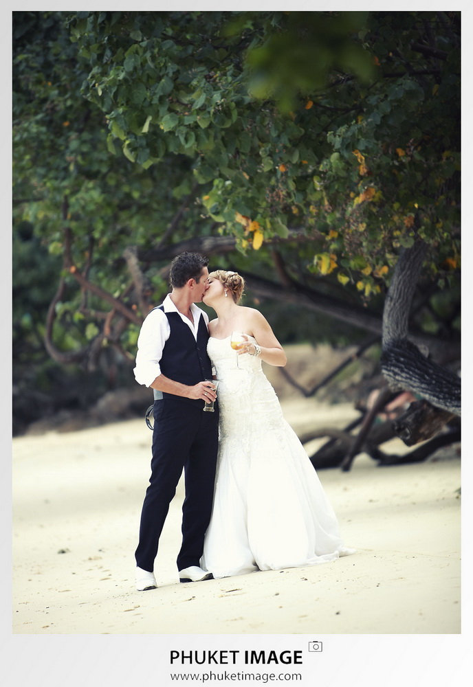 Leading wedding photographer in Phuket