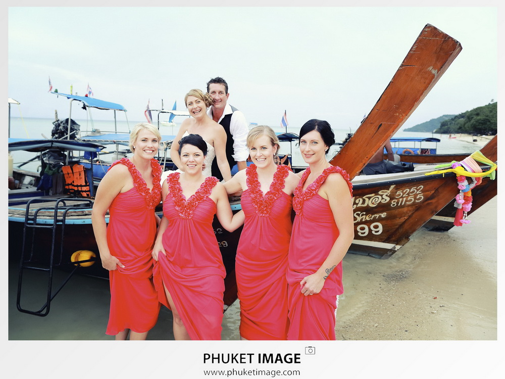 Wedding destination photographer in Phuket