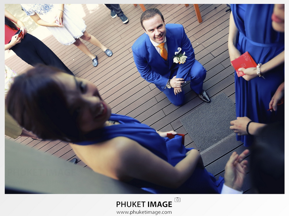 Documentary wedding photographer in Khao Lak and Phuket province
