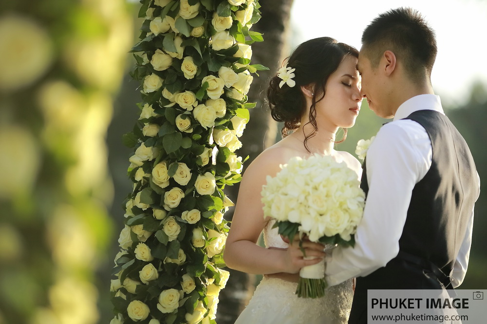 Affordable wedding photographer in Phuket island