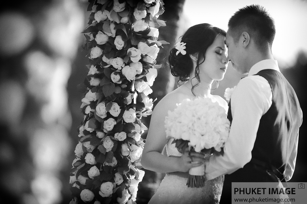 Sri Panwa Phuket wedding photography