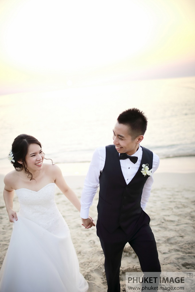 The Sala Phuket wedding photographer and cinematic wedding film