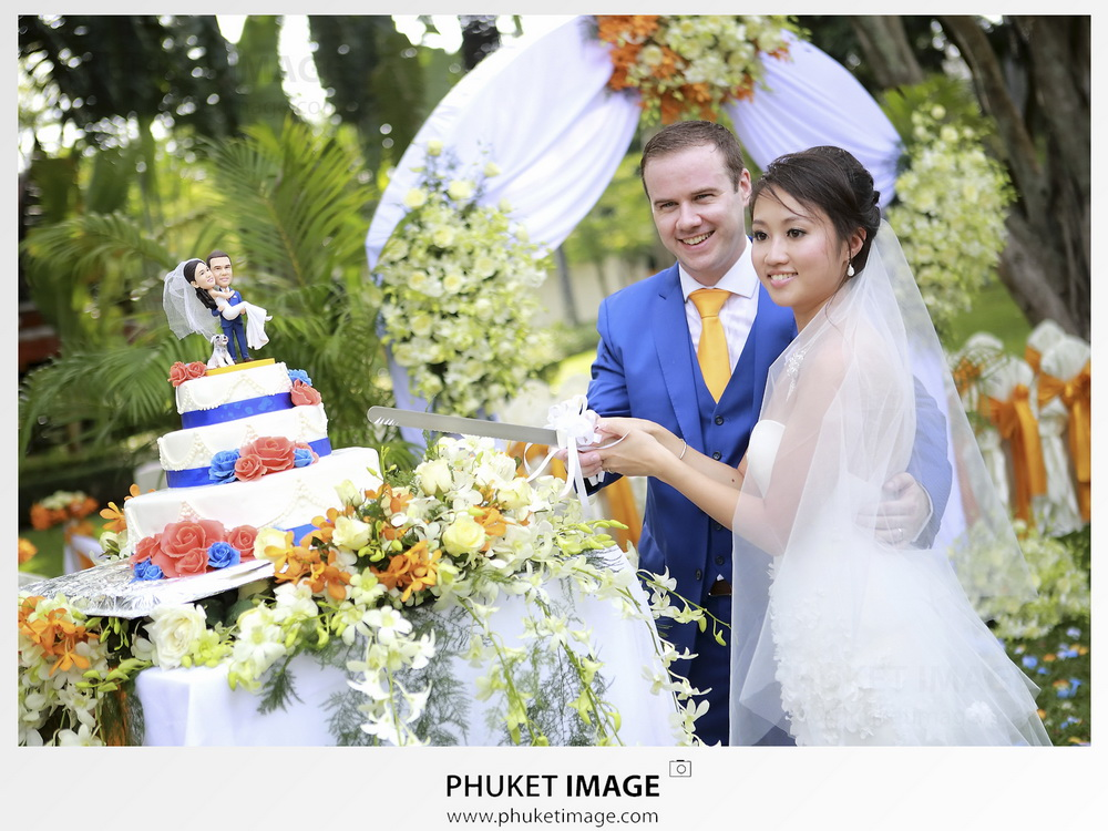 JW Marriott Phuket Resort & Spa wedding photography and cinematography service in Phuket.